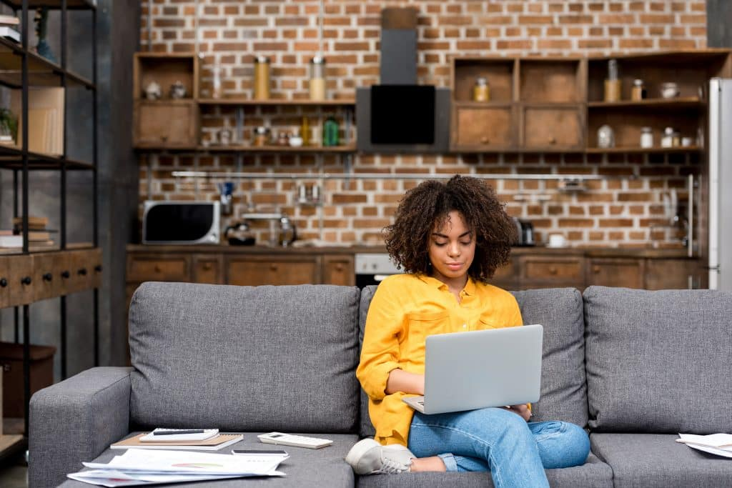 Looking for legitimate online work from home? Here's a brief article with plenty of resources to get you started.
